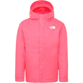 The North Face Snowquest Kurtka Chłopcy, paradise pink